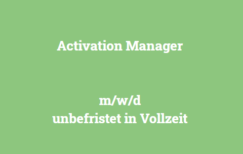 Activation Manager 1